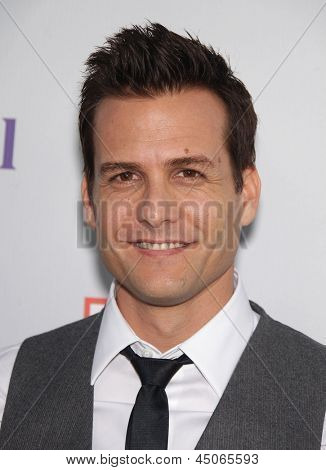 LOS ANGELES - AUG 11:  GABRIEL MACHT arriving to Summer TCA Party 2011 - NBC  on August 11, 2011 in Beverly Hills, CA