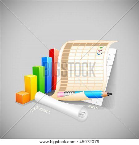 Geschäftsdokument
