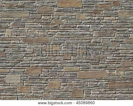 natural slate cladding