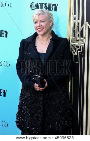 NEW YORK-NOV 18: Producer Catherine Martin attends the premiere of