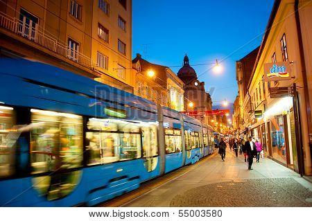 Zagreb Street