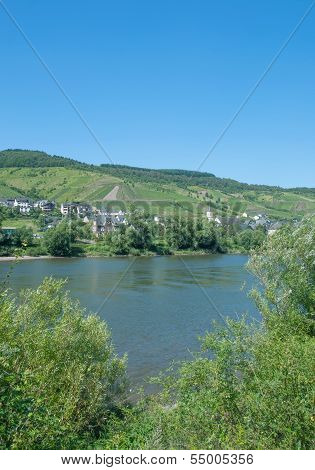 Reil,Mosel River,Mosel Valley,Germany