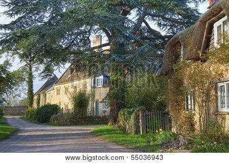 Pretty Cotswold Village