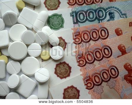Pills And Russian Money