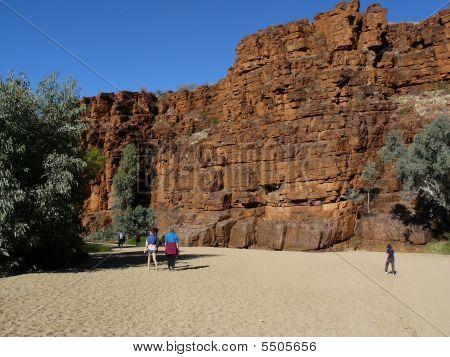 Trephina Gorge