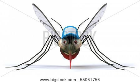 Mosquito poster