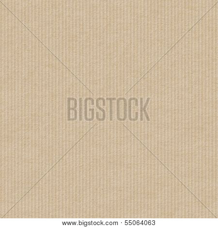 Seamless corrugated cardboard texture background.
