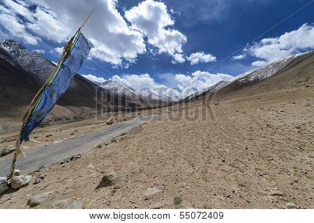 Landscape Ladakh-India