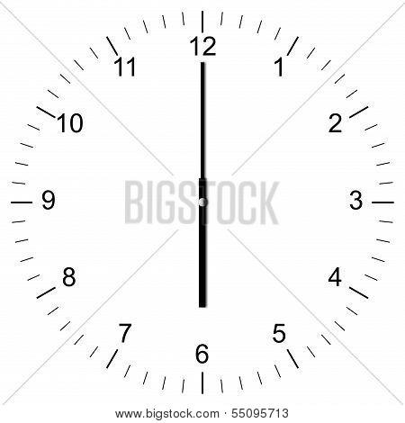 Abbildung 06:00 Uhr