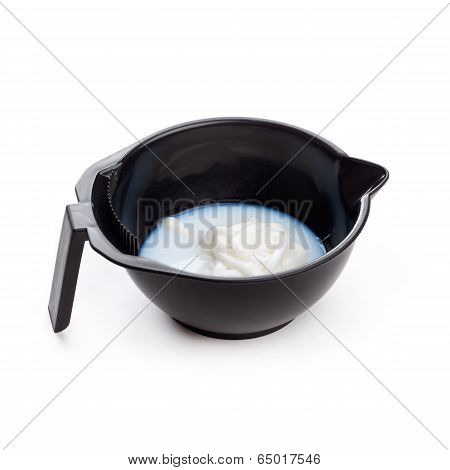 Bowl With Peroxide