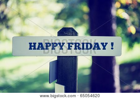 Happy Friday