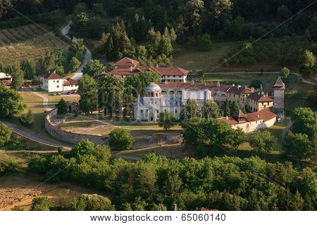 fortified Monastery Studenica Unesco World Heritage Sites, Serbia