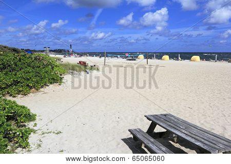 North Ocean Park Beach