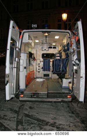 Open Ambulance