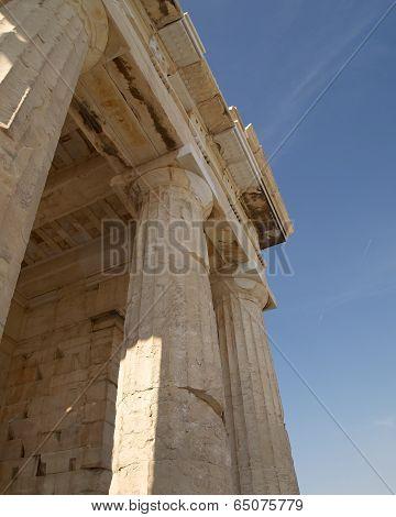 ancient Greek construction detail
