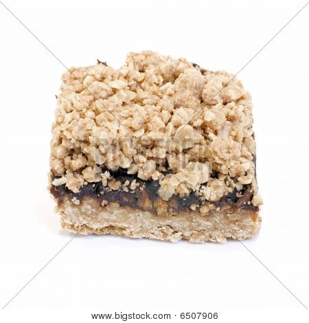 Oatmeal Date Square