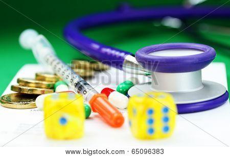 Doctors Desk