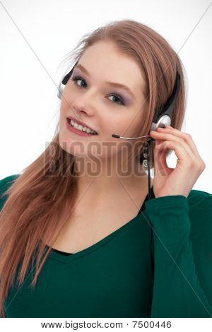 Customer Service With Smile