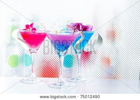 Molecular mixology - Fresh cocktail
