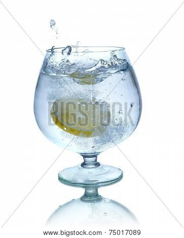 The Water In The Glass