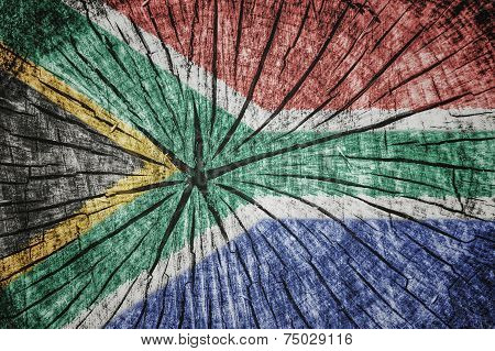 Flag Of The Republic Of South Africa