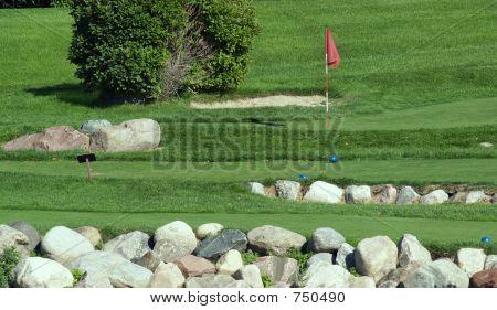 Small Golf Course