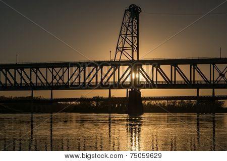 Meridian Highway Bridge