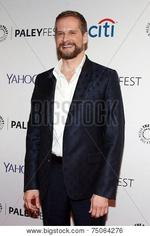 NEW YORK-OCT 18: Creator Bryan Fuller attends PaleyFest NY 2014 for