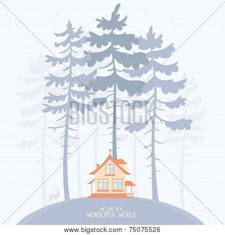 pine and lodge