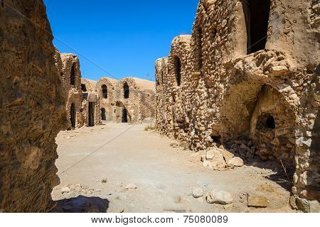 Ksar Hadada Ruin