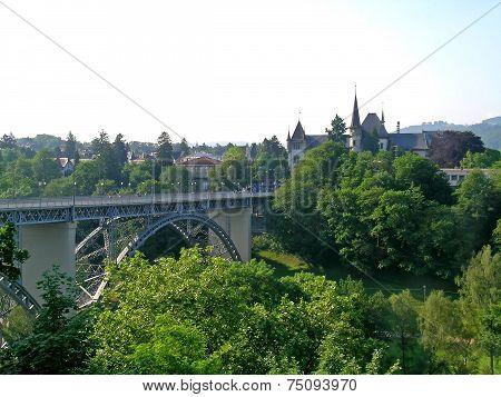 Bridge in Berne