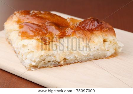 Slice Pies With Cheese