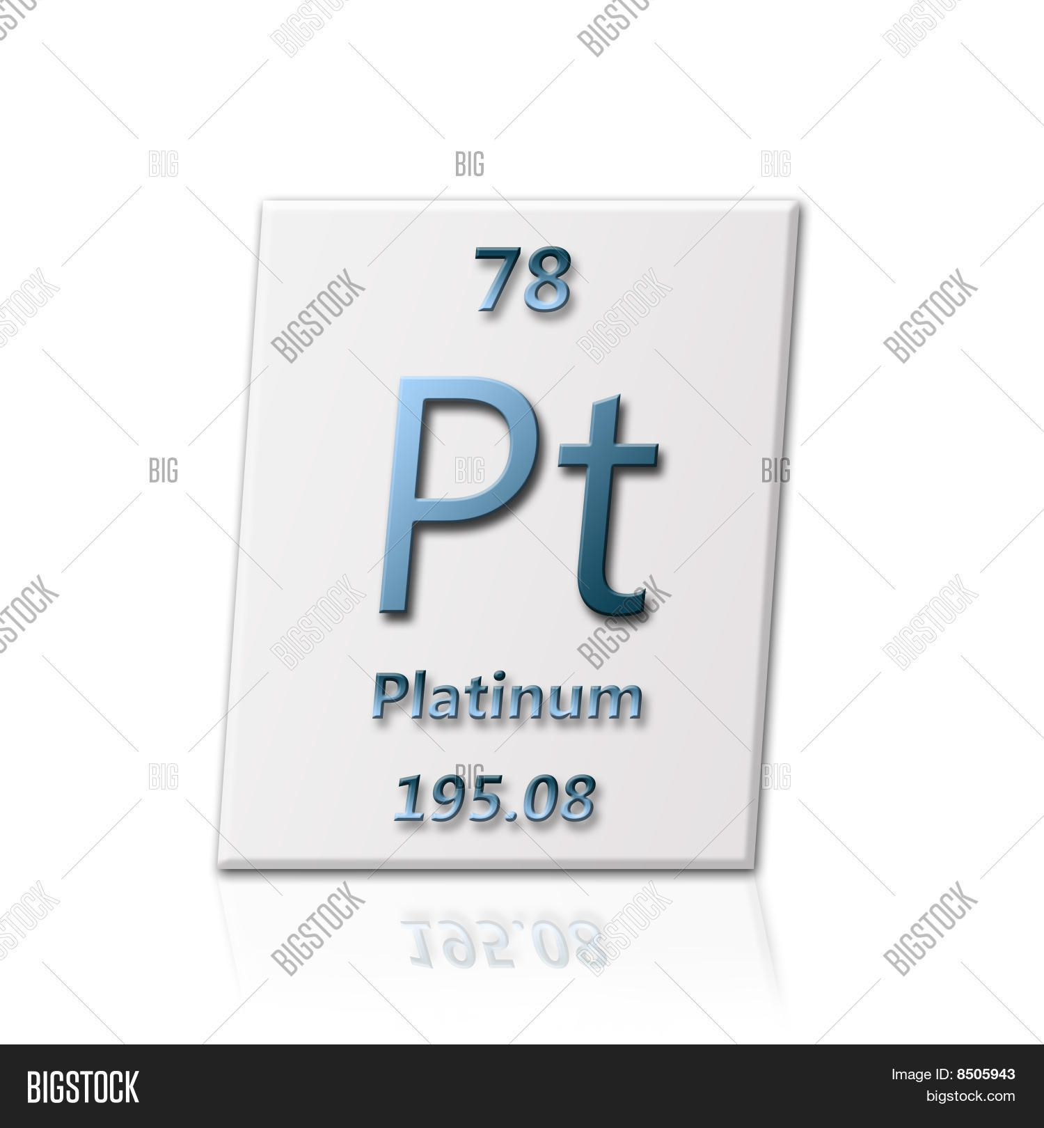 Chemical Element Image Photo Free Trial Bigstock
