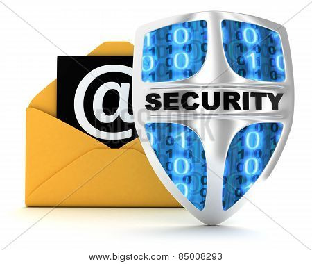 Email And Shield