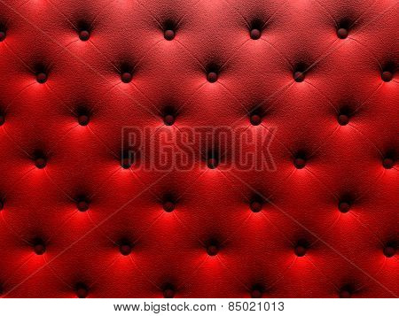 Buttoned on the red Texture.