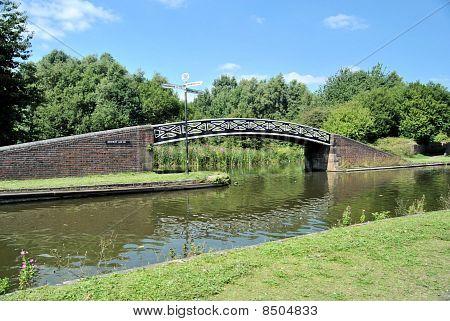Canal Side Bridge