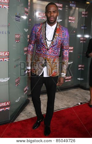 LOS ANGELES - FEB 20:  Colman Domingo at the GREAT British Film Reception Honoring The British Nominees Of The 87th Annual Academy Awards at a London Hotel on February 20, 2015 in West Hollywood, CA