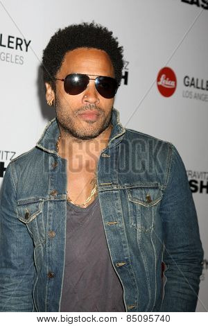 LOS ANGELES - MAR 5:  Lenny Kravitz at the
