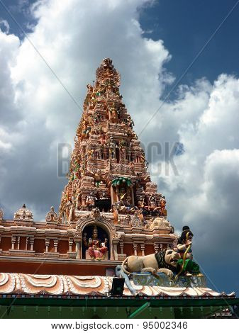 The Ayer Itam Mahamariamman Temple