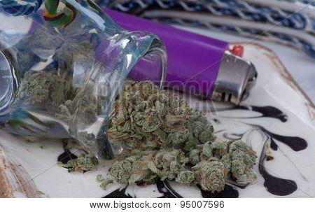 Silver Afghan Medicinal Medical Marijuana