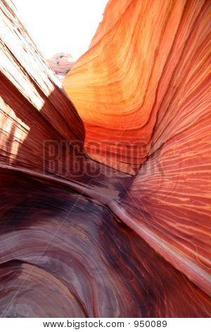 Sandstone Passage Way