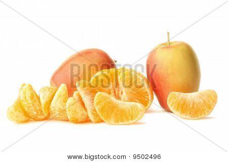 Apples And Mandarin