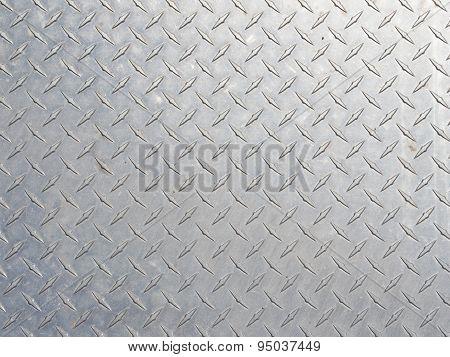 Diamond Steel Pattern