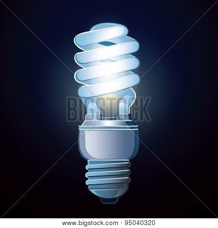 luminescent lamp