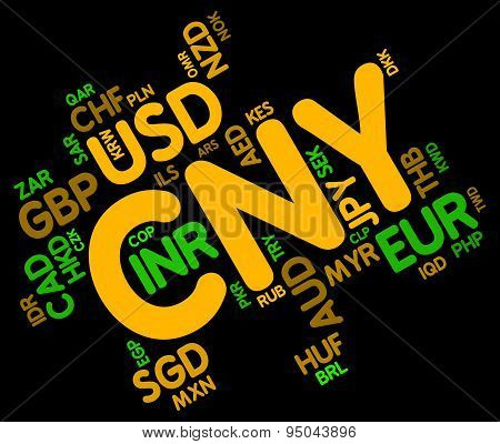Cny Currency Means Forex Trading And China