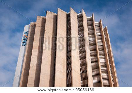Caixa Economica Federal Building