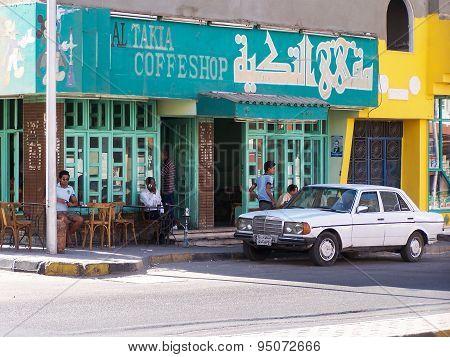 The Street of Cairo