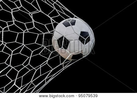 Shoot Soccer Ball In Goal