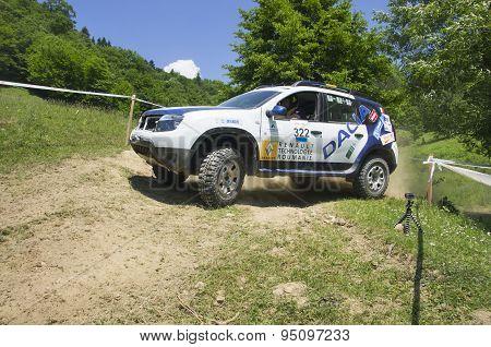 4X4 Race