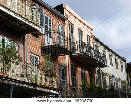 Ironwork Balconies